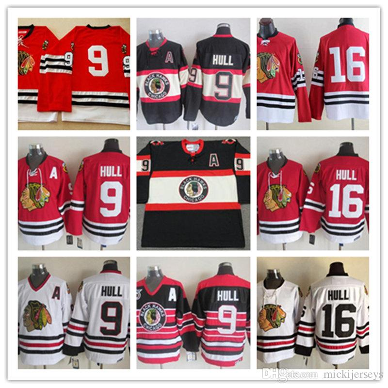 11efd00a ... discount code for 2018 mens white chicago blackhawks bobby hull vintage  jerseys 1963 16 bobby hull