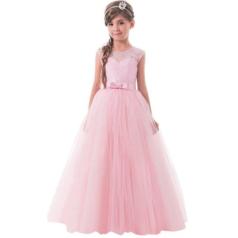 Ropa Tul Vestidos Princesa Niñas Disfraz Encaje De Compre Para YPqCx