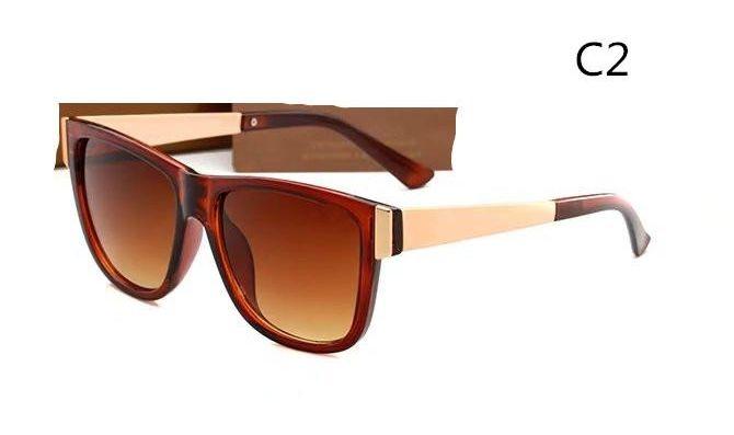 New men women Sunglasses woman brand alloy frame pink mirror sun glasses for women clear lens eyeglasses lady eyewear 3718