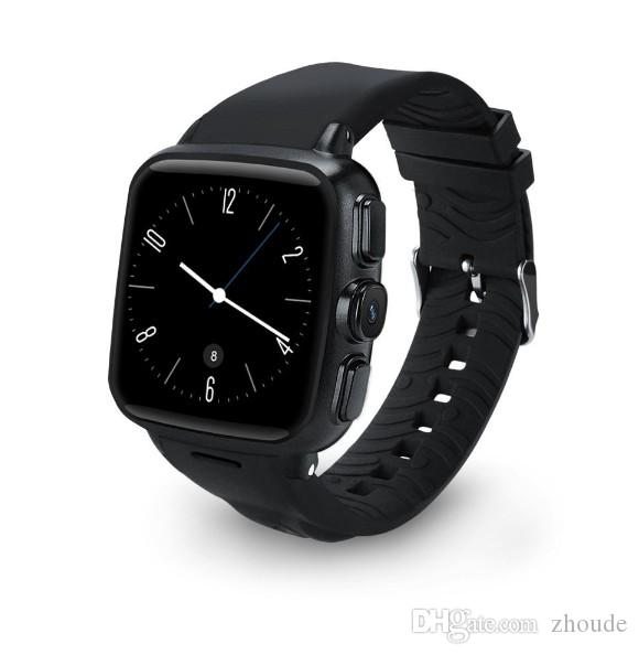 e589be7f0fa3 Z01 Smart Watch Android 5.1 Metel 3G Smartwatch 5MP Camera Heart Rate  Monitor Pedometer WIFI GPS Reloj Inteligente Clock The Best Smart Watches  2015 ...