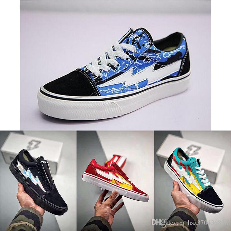 cheap sale cheapest price discount in China Wholesale Yezee Calabasas Stylist Ian Connors Revenge X Storm Old Skool Camo Sneakers kanye west calabasas Casual Shoes Men Women Canvas sale how much sale from china RELwsQ