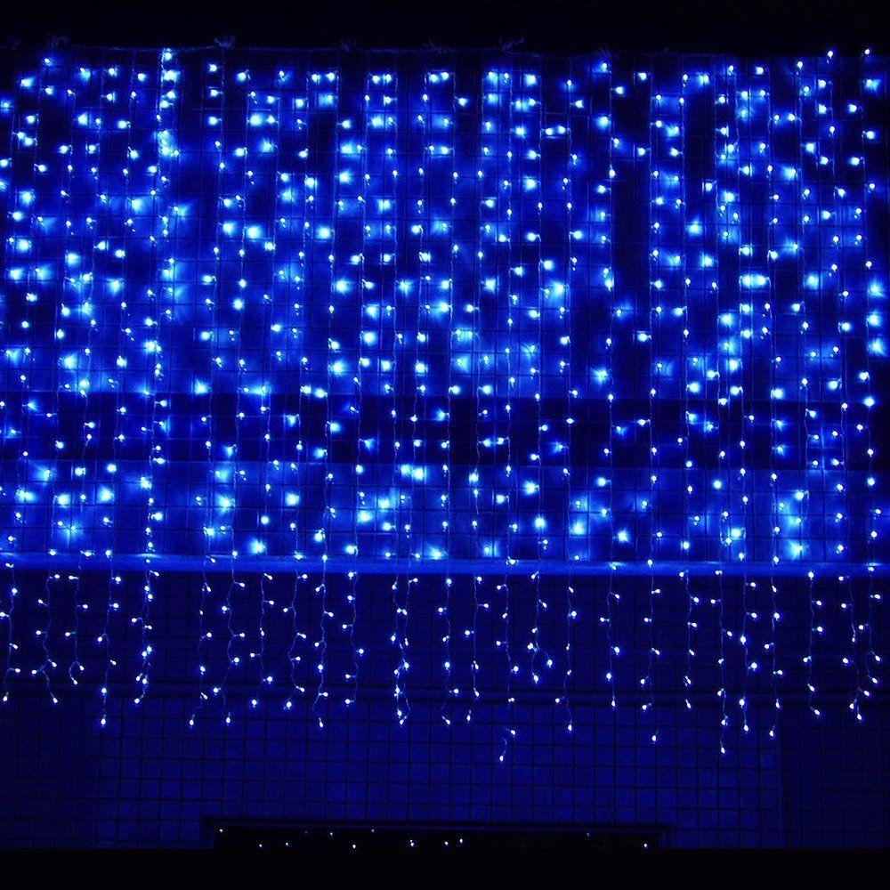10m 4m 1280 Led Outdoor Christmas Led Light Garland Decorative Lights String Wedding Party Light For Holiday Celebration Eu Us Uk Au Plug