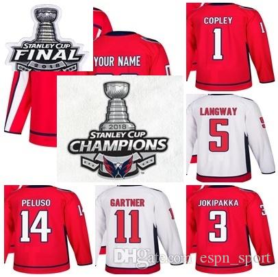 855706f85 2018 Stanley Cup Final Champions Washington Capitals 1 Pheonix ...
