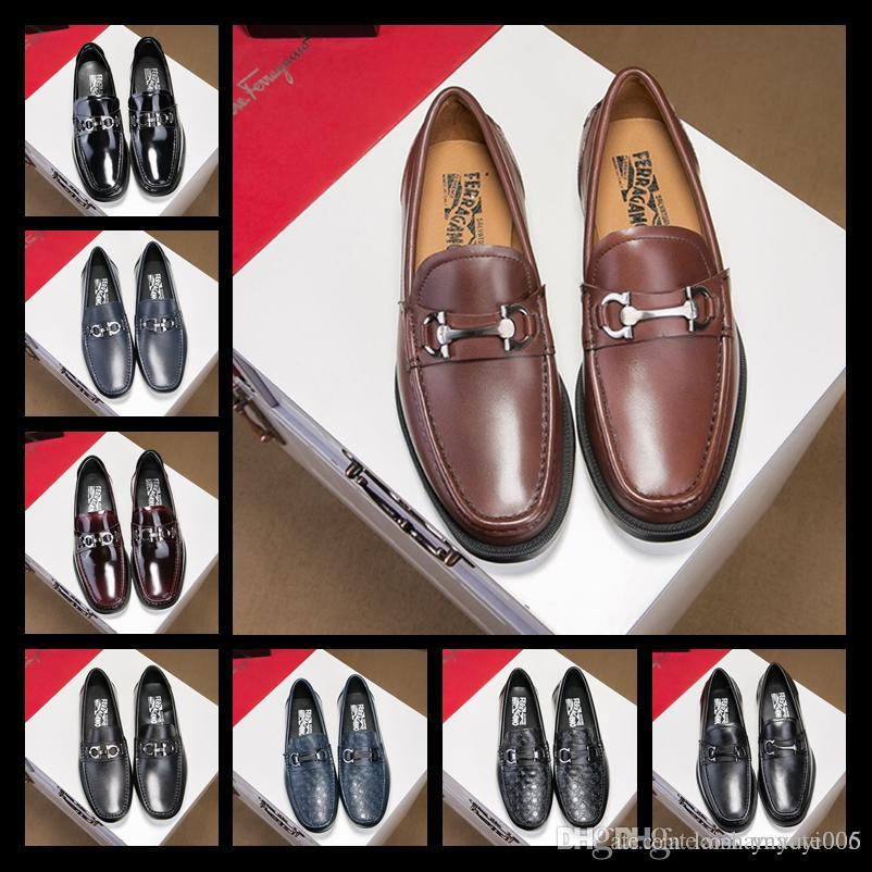 c221e704b64 Top Italy Men Shoes Leather Elegant Formal Dress Flats Designer Office  Footwear Luxury Brand Oxford Shoes For Men Online Clothes Shopping Designer  Shoes ...