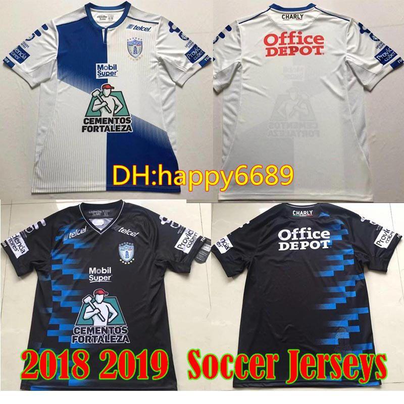 2018 2019 LIGA MX Club CHARLY Pachuca Soccer Jersey MANII GARCIA ... e0047aa81