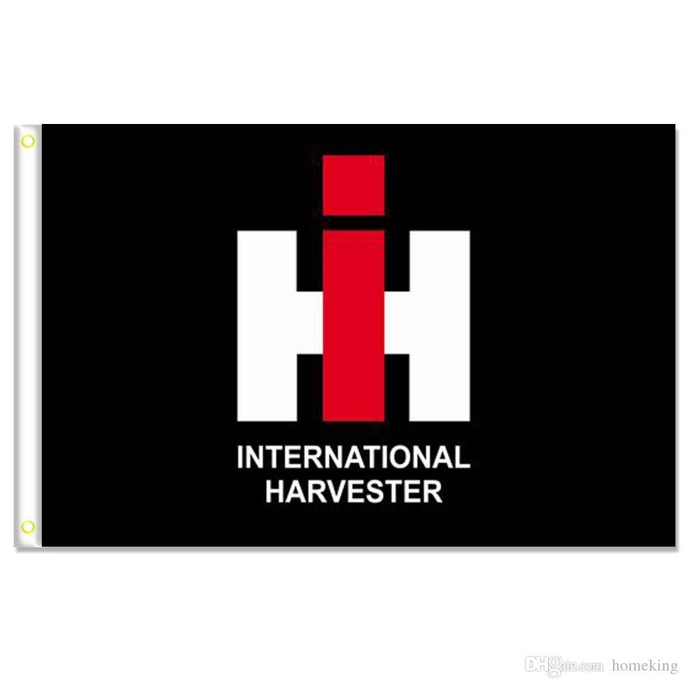 International Harvester Logo >> 2019 International Harvester Logo Car Flag 3 X 5 90x150cm Indoor