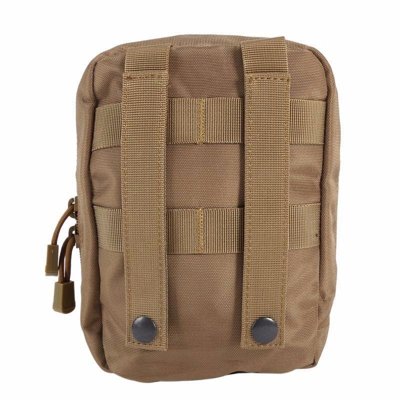 Molle Primeros auxilios Supervivencia médica EMT Bolsa impermeable Bolsa de emergencia Bolsa de emergencia Bolsa de viaje al aire libre Bolsas de caza de viaje