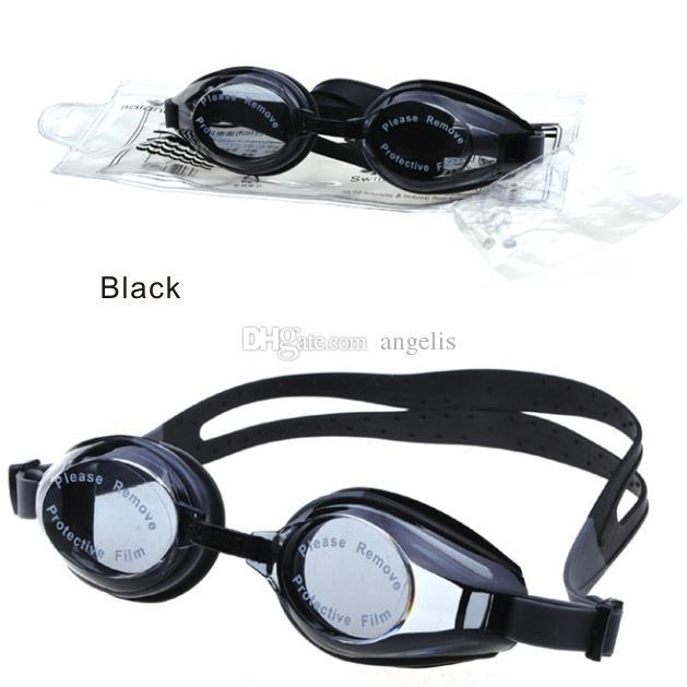 2018 Nuevas gafas de natación unisex nuevas, gafas de natación Sin fugas Protección contra rayos ultravioleta Protección UV para hombres y mujeres Gafas de natación universal es