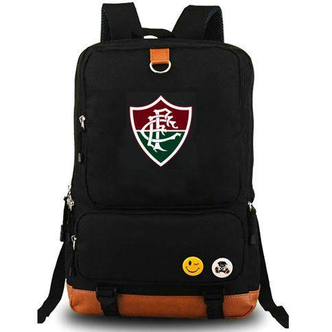 21794b3dec1b 2019 Fluminense Club Backpack Football Team School Bag Fans Badge Daypack  Soccer Schoolbag Outdoor Rucksack Sport Day Pack From Sportmill