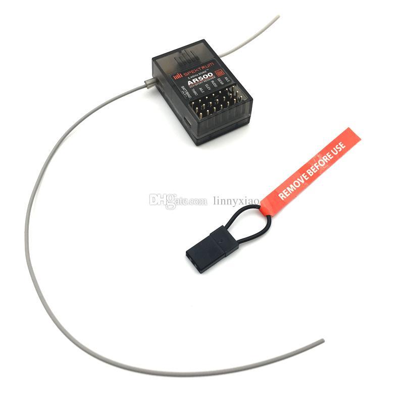 Spektrum AR500 5CH DSM2 récepteur Pour RC Avion Hélicoptère Livraison Gratuite
