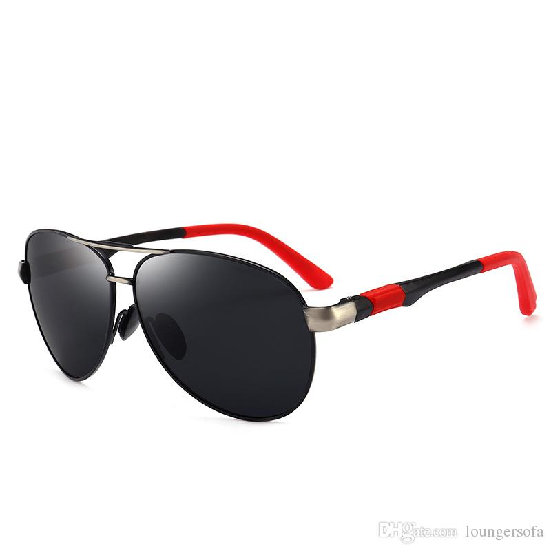Compre HD Polarizada Amazon Man Polarizada Óculos De Sol Clássico Drive  Espelho Retrô Eyewear Opcional Moda Traderjoes Fácil De Limpar 12cp Bb De  ... 0317147c16