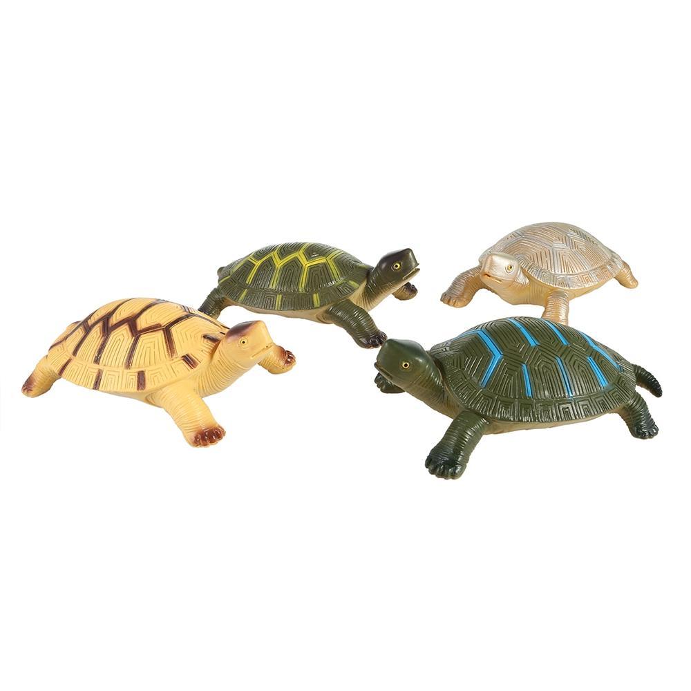 Compre Kawaii Color Simulado Tortuga Animales De Dibujos Animados