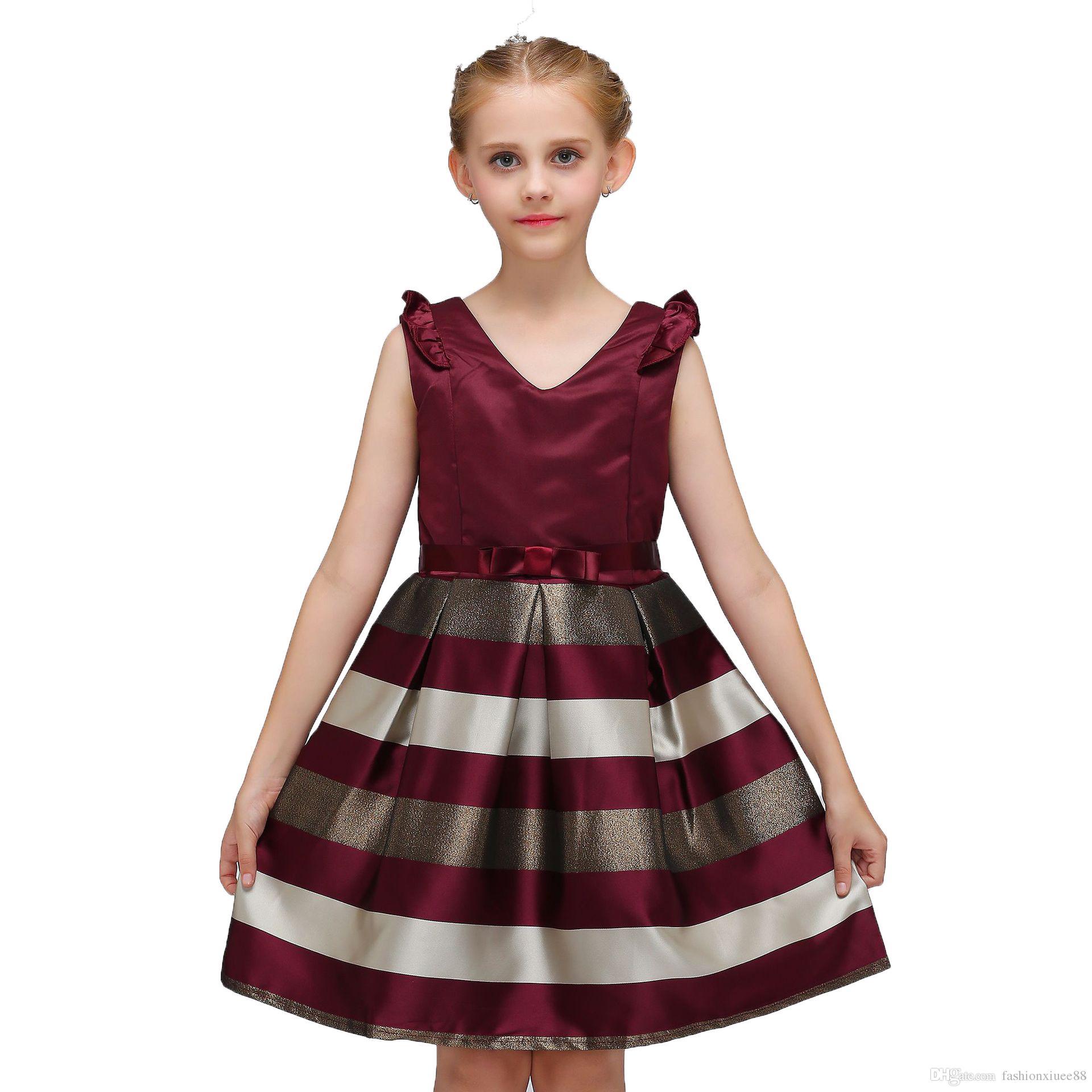 großhandel bridal little girl ballkleid blumenmädchen kleid lange tüll  kinder festzug kleider für 12 jährige mit kinder formelle kleidung von