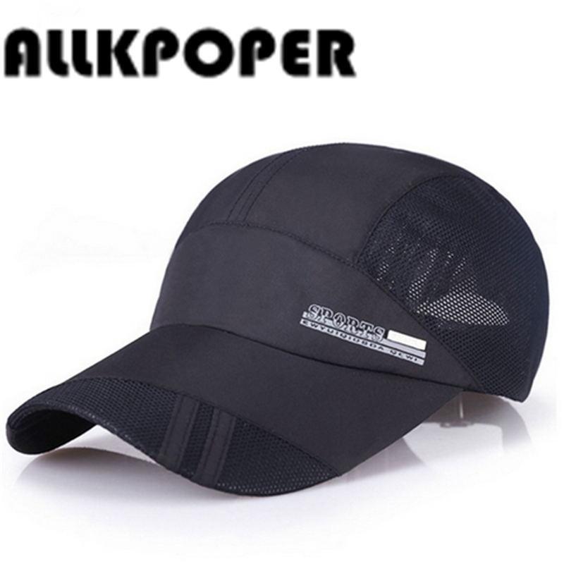 ALLKPOPER Summer Men Women Trucker Snapback Cap Boy Girls Mesh Sports Hat  Hip Hop Drake Hat Breathable Female Male Cap Caps Online Hats And Caps From  ... 360ff294c462