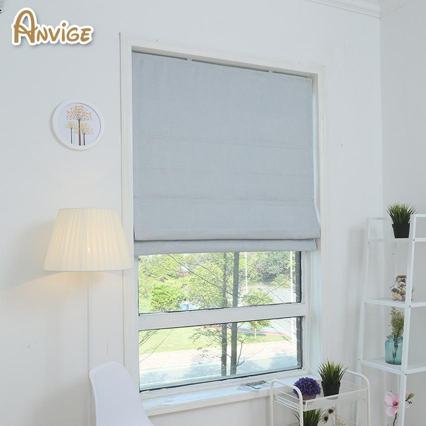 Beau 2018 Anvige Half/Full Blackout Curtains For Kitchen/Living Roman Blinds  Window Blind Custom Made Curtains From Donaold, $71.7 | Dhgate.Com