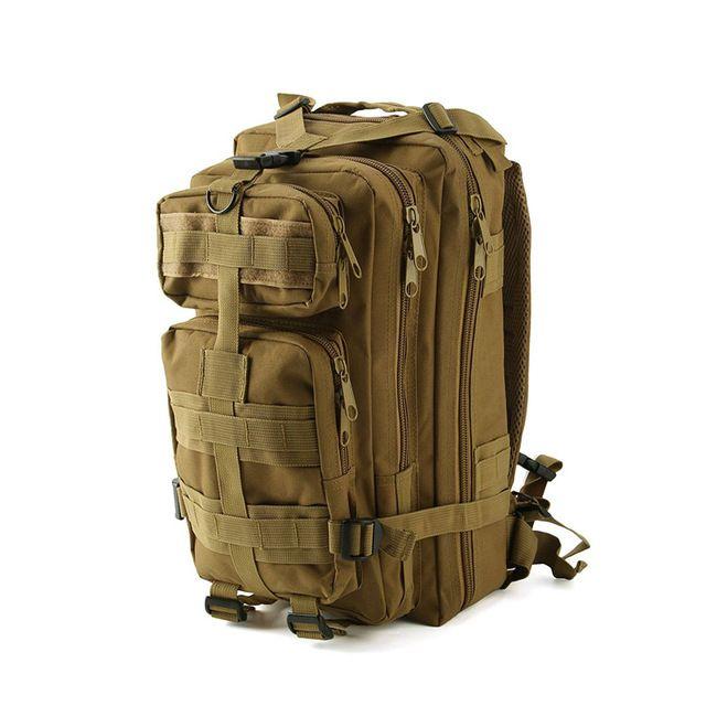 7debafcee7e7 28L 1000D Nylon Tactical Backpacks shoulder Backpack Waterproof Army  Rucksack Outdoor Sports Camping Hiking Fishing Hunting messenger Bag