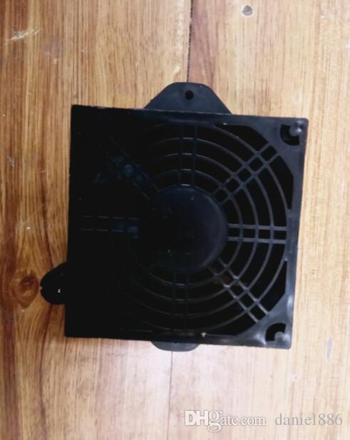 El original CD9225HH12SA 12V 0.50A secadora máquina convertidor de frecuencia ventilador de refrigeración