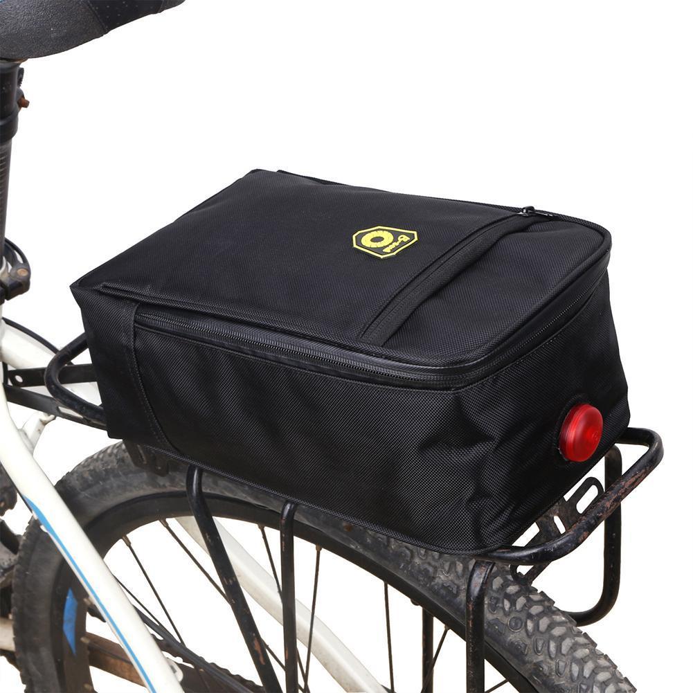 Bicycle Saddle Rear Tail Seat Bag Mtb Mountain Bike Cycling Tool Bag