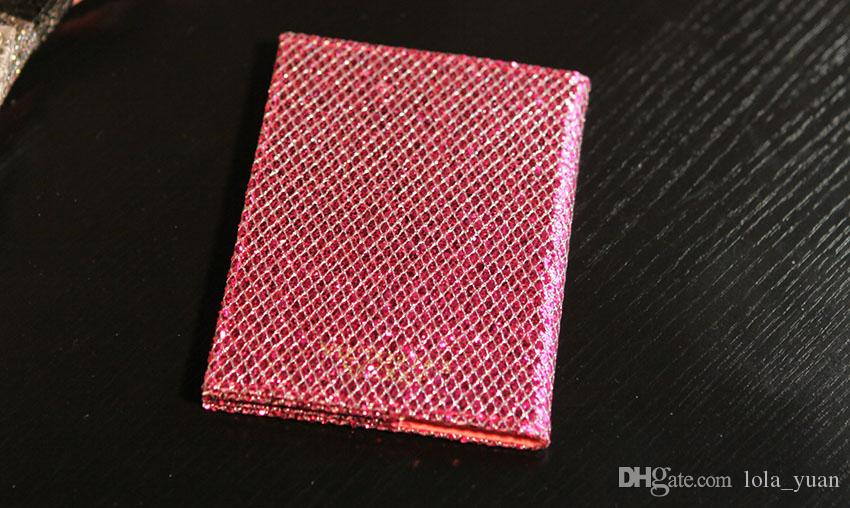 29 colour Luxury Elegant Women Passport Cover World Universal Travel Passport ticket holder Cover on the Passport Case VS pouch