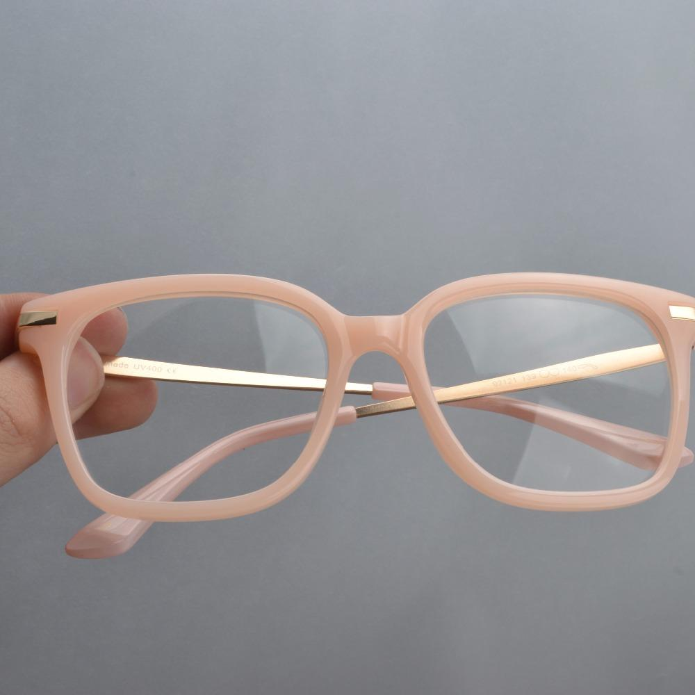 45267b819f8 Super Light Literary Glasses Frame Fashion Myopia Glasses Finished ...