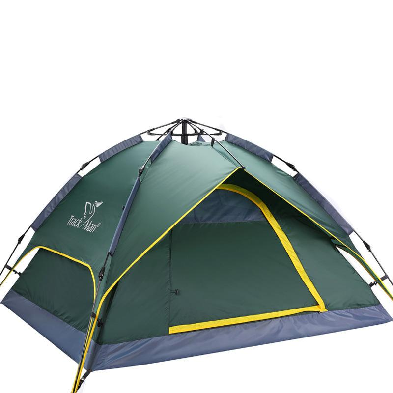 Outdoor Camping Tents Quick Automatic Hiking Tent Double Layer