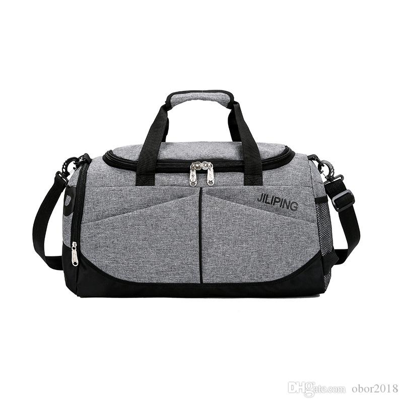 Waterproof Duffle Bags Multifunction Travel Bag for Men And Women ... a534d0a548d52