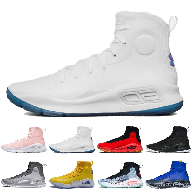 e54ae3ca91bf ... discount code for under armour ua curry 4 mens basketball shoes mvp all  star flushed pink ...