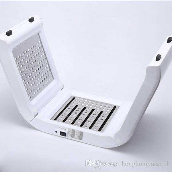 Led light skin therapy equipment for home spa and salon use, manufactory directly offer