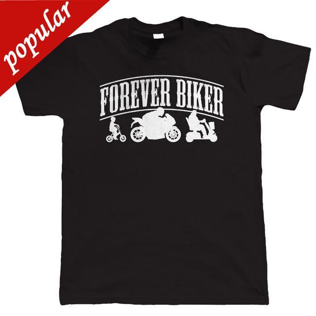 Moda Hombre 2018 Camisetas Ropa Corta Nueva Hombres Camiseta Biker Envío De Forever Algodón Gratis Manga qSUMzpLVG
