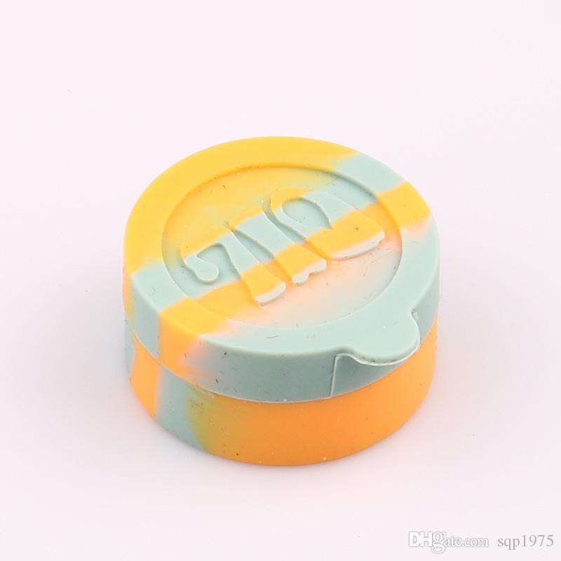 Boîte solide pour huile de cigarette, réservoir d'huile, boîte de gel de silice, boîte de gel de silicone pour la protection de l'environnement résistante à l'humidité et aux températures élevées