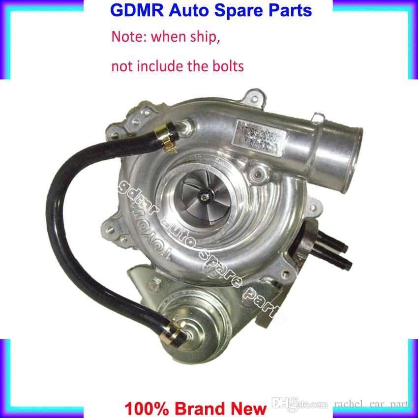 Car Engine Auto Parts Supercharger CT16 1720130080 17201-30080 ...