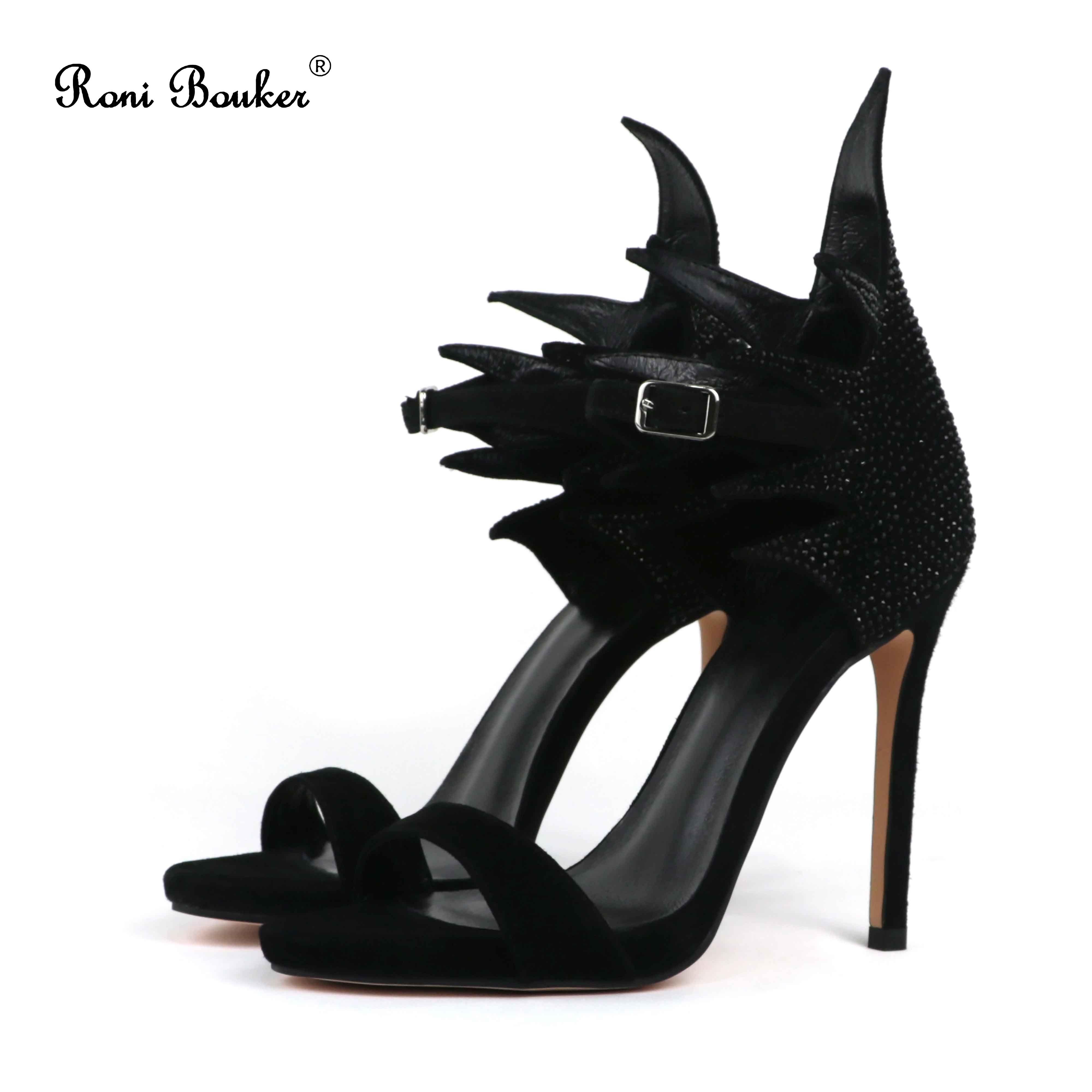 0ba9794d045e0 Women Sandals Fashion Peep Toe Summer Shoes 2018 Hot Selling Ankle ...