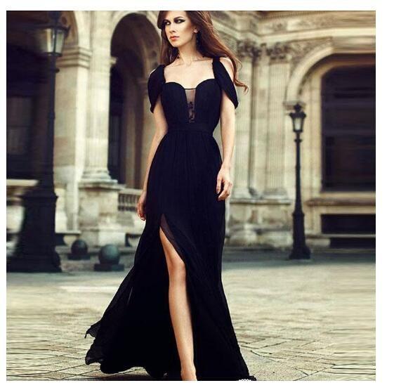 Mode de robe de soiree 2018