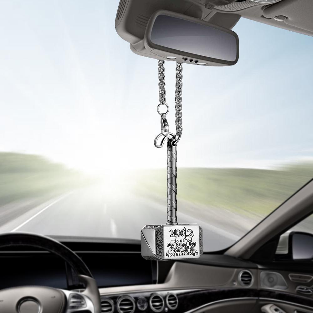 Car Pendant Hanging Raytheon Hammer Automobile Interior Ornaments