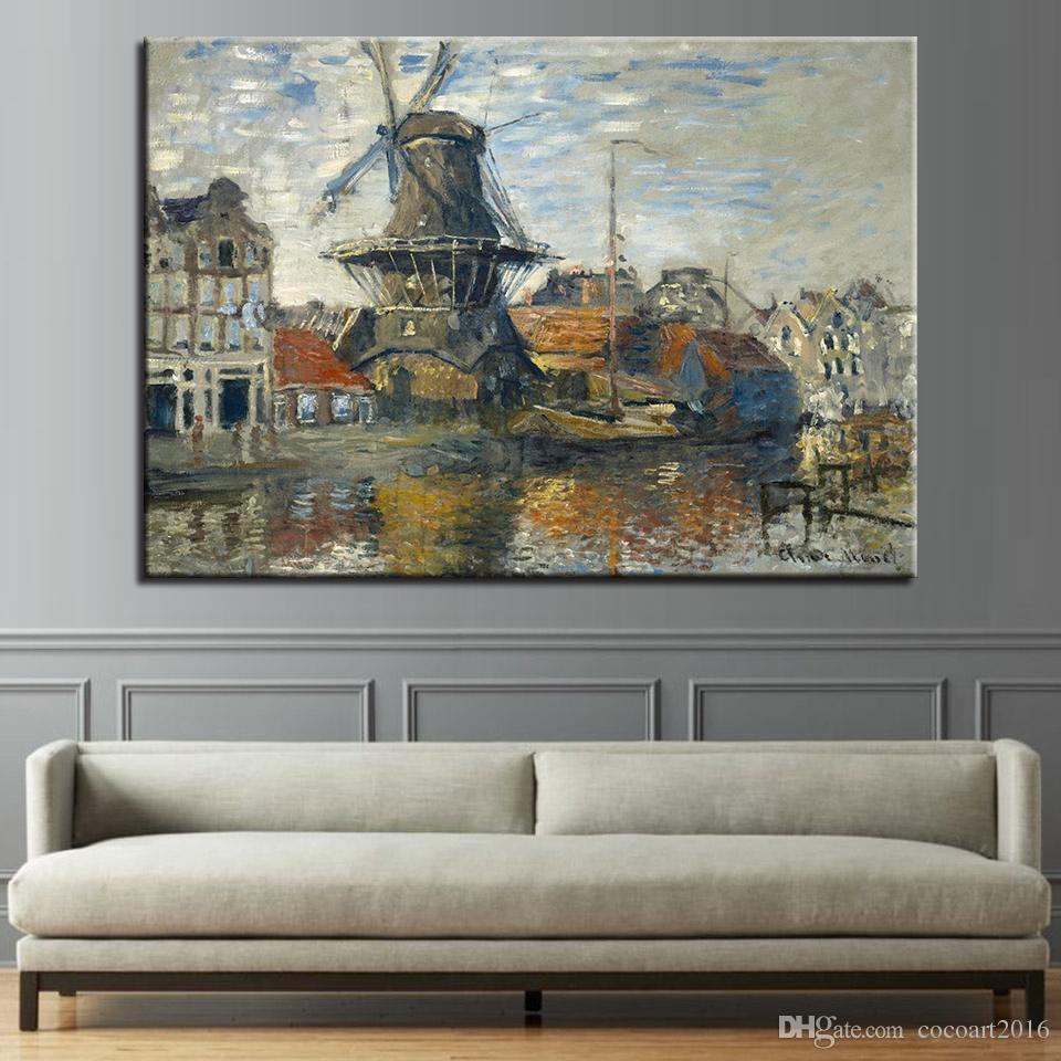 Canvas Paintings Wall Art Framework 1 Piece
