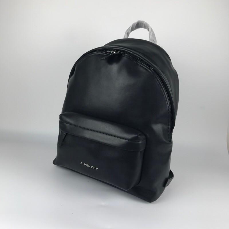 a93964214ed 2018 New Shoulder Bag Logo Print Backpack Top Full Leather Handle ...
