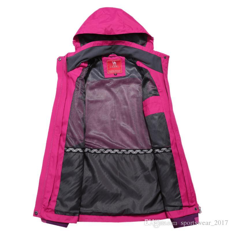 Mountainskin Women's Winter Softshell Fleece Jackets Outdoor Sports Waterproof Thermal Hiking Skiing Coats Cycling Jacket 2018