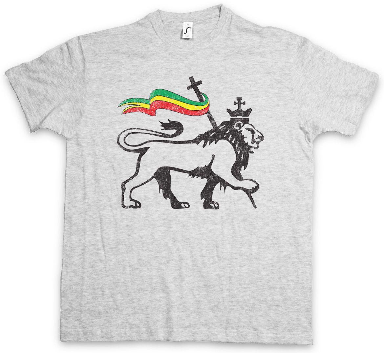 401828c1 LION OF JUDAH II T SHIRT Bob Rasta Reggae Marley Jamaica Rastafari Irie Ska  Löwe Funny Unisex Casual As T Shirt Online T Shirts Buy From Rocktothetop,  ...