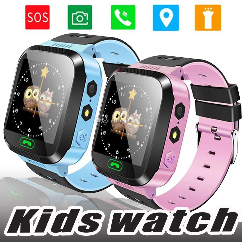 Watches Useful S9 Base Station Positioning Children Smart Watch Heart Rate Monitoring Sleep Monitoring Kids Safe Watch For Dropshipping