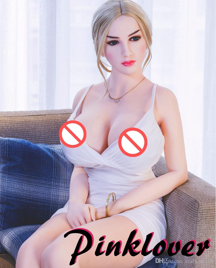 163cm 100% Real Silicone TPE Lifelike Sex Doll for male Realistic Big Fat Vagina Breasts Oral sexy Women Silicone Love Doll for men