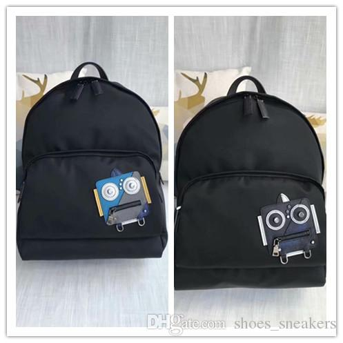 Luxury Brand Men Backpack Wholesale High Quality Black Famous ... daaf97122201e