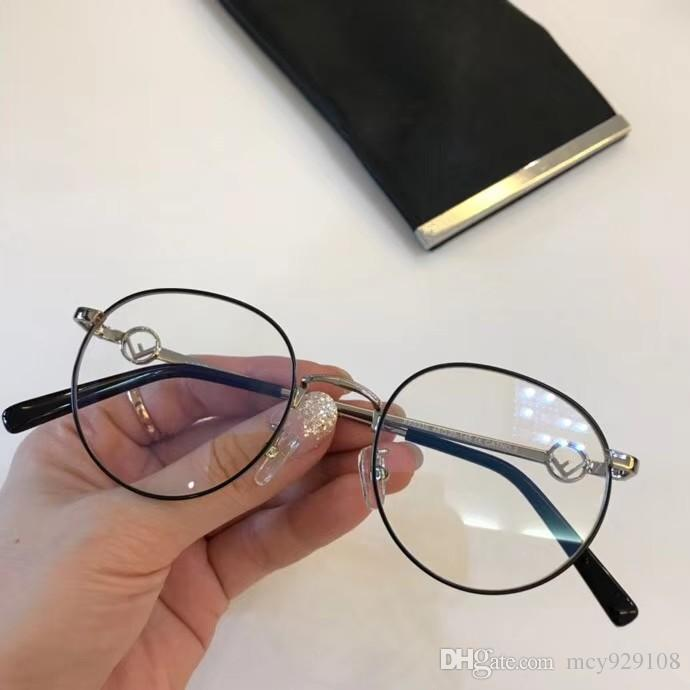 72090b8ba6 New Eyeglasses Frame 0335 Spectacle Frame Eyeglasses for Men Women Myopia  Brand Designer Glasses Frame Clear Lens With Original Case Eyeglasses Frame  ...