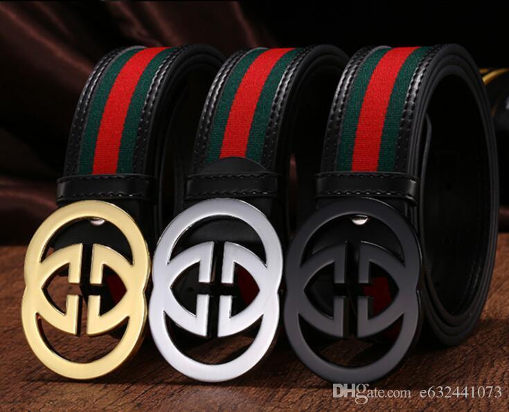 X Hot Sale For Women Men Leather Belt Leather Luxury Brand Belt