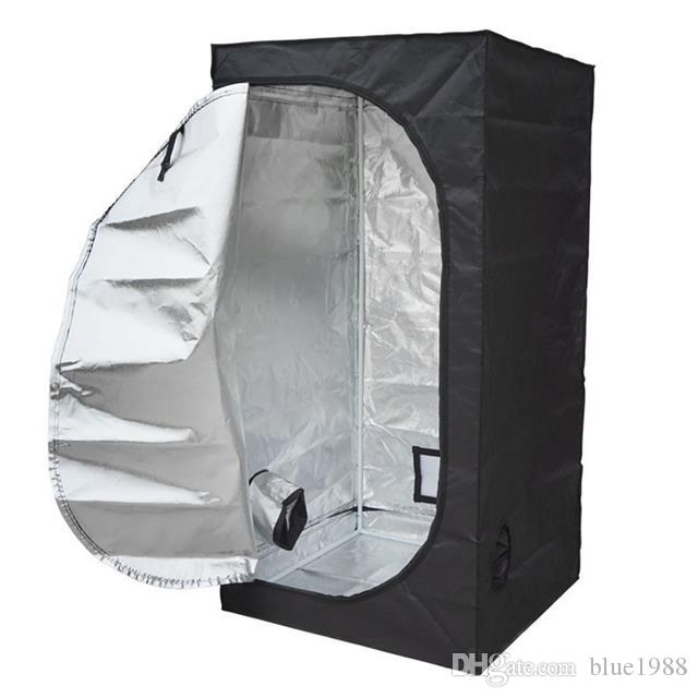 2019 Garden Hydroponic Grow Tent Kit Grow Room Super Reflective u0026 Durable 600D / 1680D Mylar Fabric 4x4 Grow Tent For Indoor Plants Growing From Blue1988 ...  sc 1 st  DHgate.com & 2019 Garden Hydroponic Grow Tent Kit Grow Room Super Reflective ...