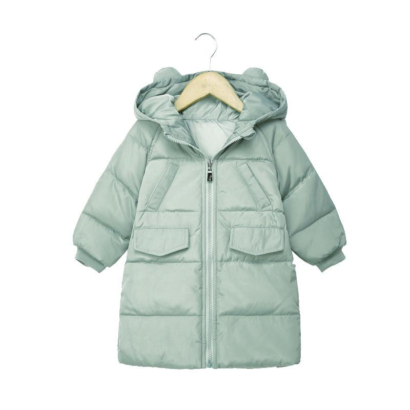 cb0b7fc6a0ef Orangmom 2018 New Pink Children S Coat