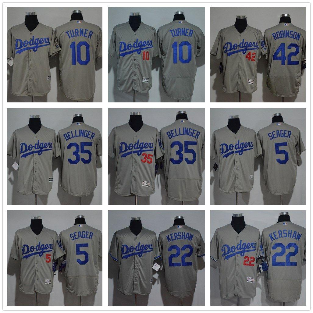 Men Women LA Dodgers Jersey  10 Justin Turner 16 Andre Ethier 31 Joc ... 5955de68bf5