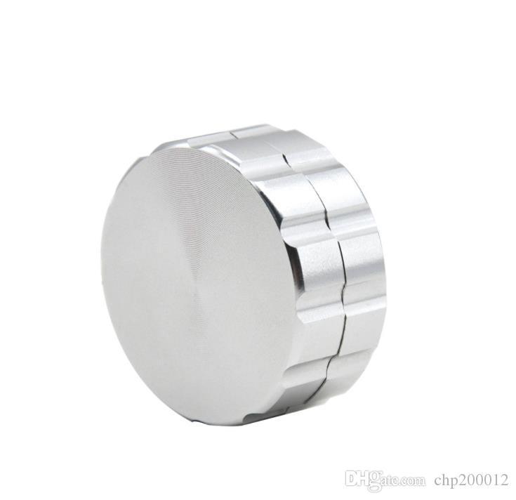 Smerigliatrice tagliafumo a due strati in lega di alluminio a diametro doppio da 30 mm