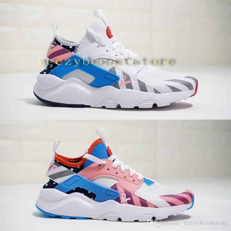 47ffa004a408 Designer Piet Parra Air Huarache Sports Running Shoes Multi Colors Rainbow  Park Mens Trainers Fashion Womens Sneakers Size 36 45 Best Running Shoes  Running ...