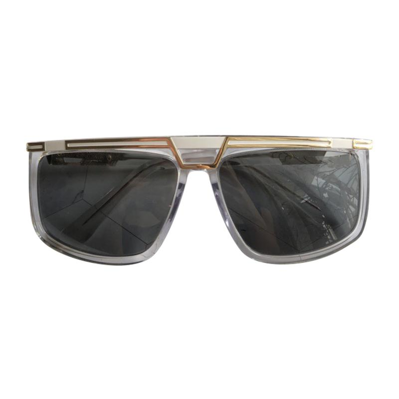 193c92818c Fashion Vintage Brand Designer Square Sunglasses for Women Mens ...
