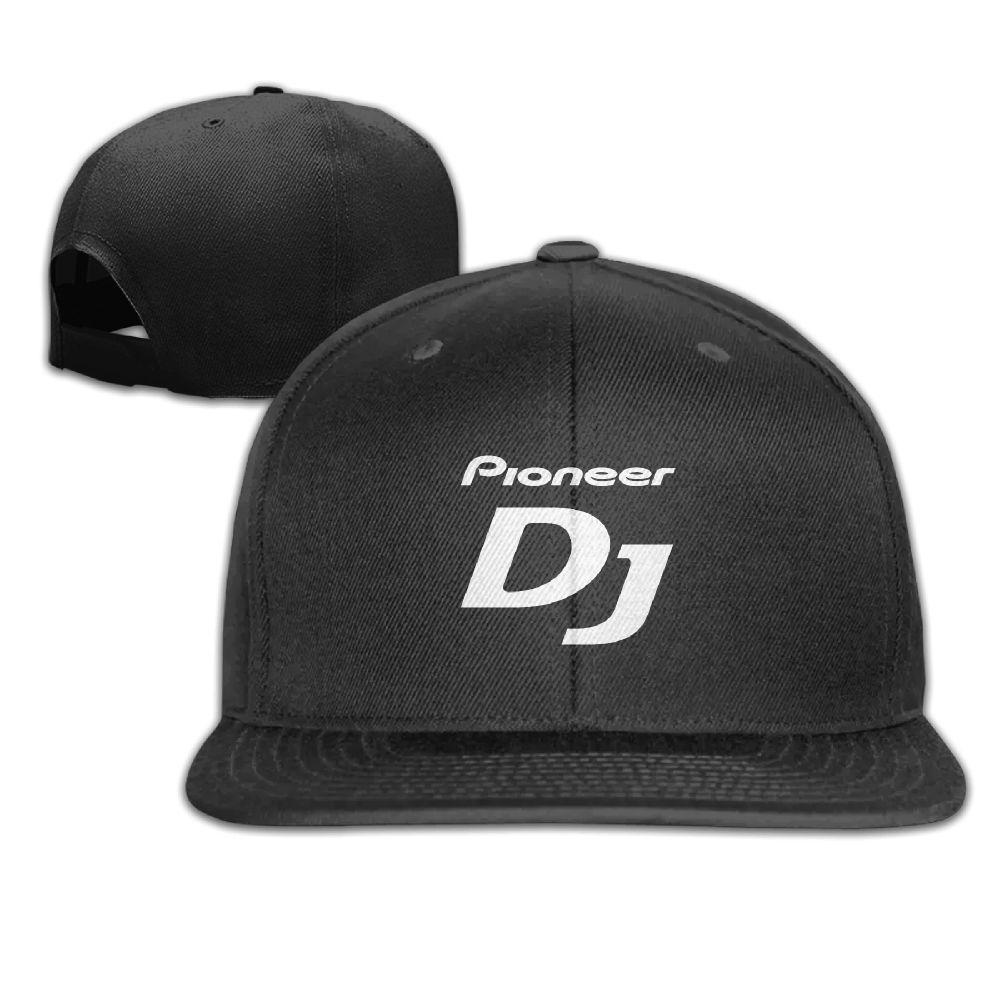 Compre Pioneer Dj Print Ajustable Hombres Mujeres Gorra De Béisbol Sólido  Hip Hop Snapback Flat Hat Street Skateboard Gorras De Béisbol A  20.98 Del  Baozii ... 4364fa39a72